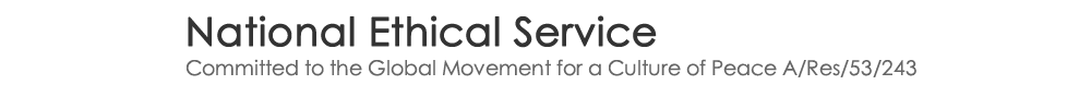 Image of Logo for National Ethical Service
